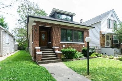 Chicago Single Family Home New: 10135 South Winston Avenue