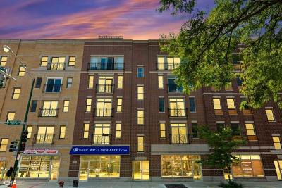 Condo/Townhouse New: 1915 West Diversey Parkway #502