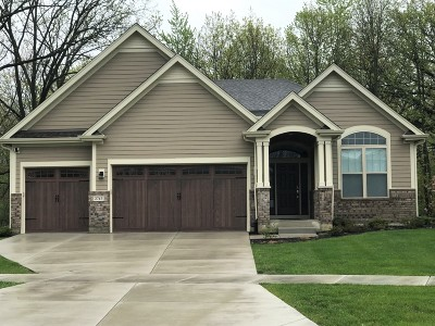Winfield Single Family Home New: Lot 2 Inwood Lane