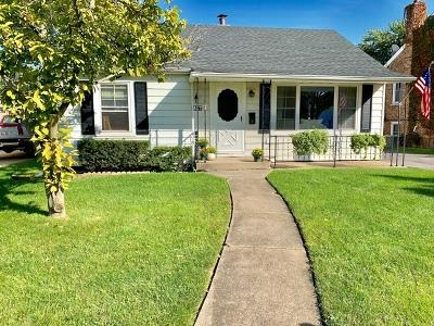 La Grange Park Single Family Home For Sale: 1437 Beach Avenue