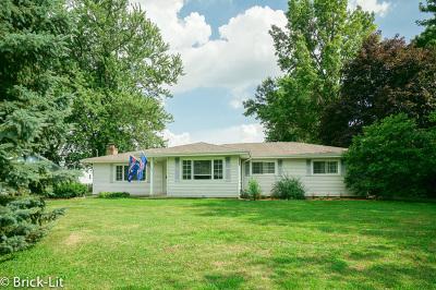 Mokena Single Family Home New: 12605 Francis Road