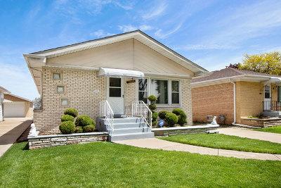 Single Family Home For Sale: 5009 North Leonard Drive