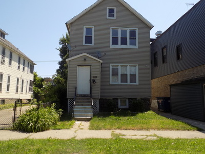 Chicago Single Family Home New: 7855 South Woodlawn Avenue
