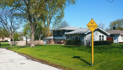 Downers Grove Single Family Home New: 2430 61st Street