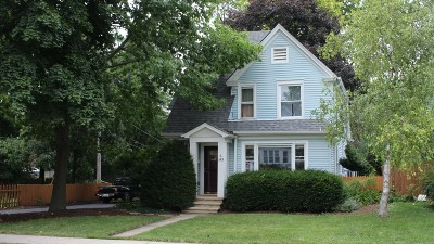 West Chicago  Single Family Home For Sale: 143 Conde Street