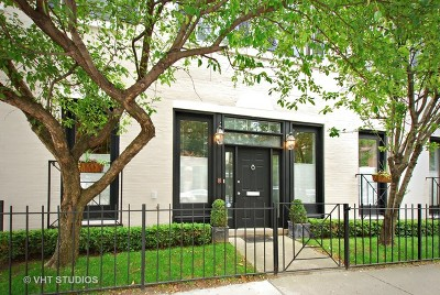 Condo/Townhouse New: 1217 West Webster Avenue