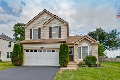 Huntley Single Family Home For Sale: 11880 Cape Cod Lane