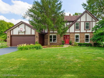 Downers Grove Single Family Home New: 1391 Hickory Court