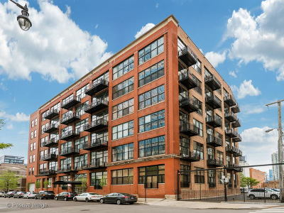 Chicago Condo/Townhouse New: 525 West Superior Street #422