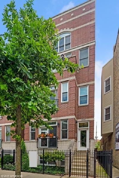 Chicago Condo/Townhouse New: 3822 North Clark Street #3