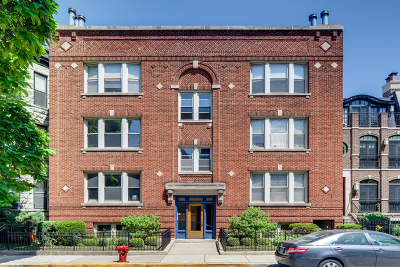 Chicago Condo/Townhouse New: 2657 North Burling Street #1N