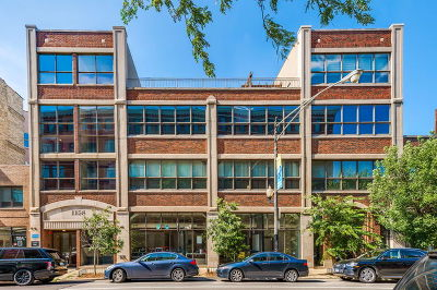 Chicago Condo/Townhouse New: 1158 West Armitage Avenue #202