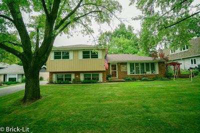 Frankfort Single Family Home New: 433 Elm Street