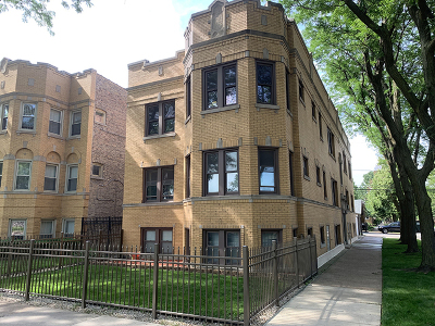 Chicago Multi Family Home New: 4208 North Linder Avenue