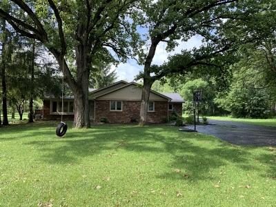 Homer Glen Single Family Home Price Change: 15656 West 143rd Street