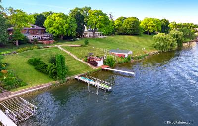 Johnsburg Single Family Home For Sale: 3320 Rocky Beach Road