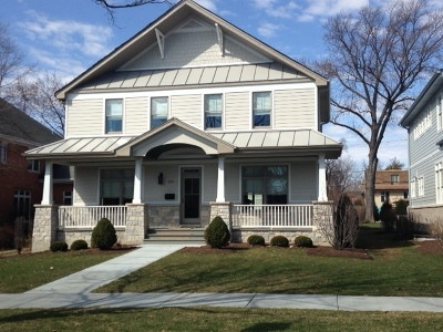 Elmhurst Single Family Home New: 256 North Maple Avenue