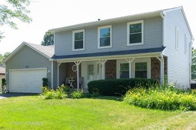 Roselle Single Family Home For Sale: 200 South Garden Avenue