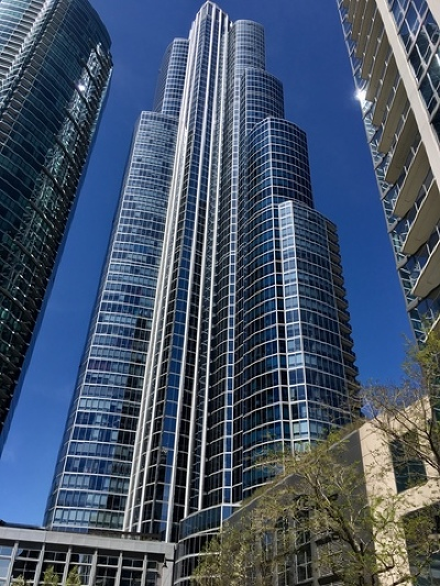 Chicago Condo/Townhouse New: 1211 South Prairie Avenue #2706