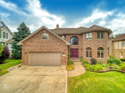 Lemont IL Single Family Home New: $549,900