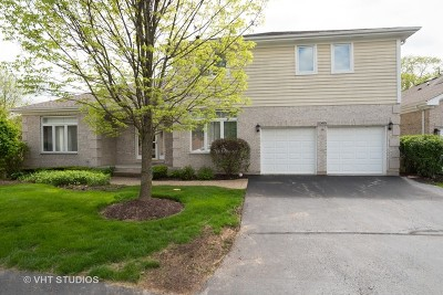 Vernon Hills Single Family Home New: 1065 Sanctuary Court