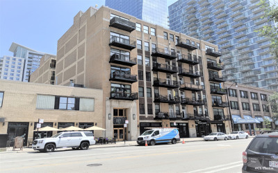 Condo/Townhouse For Sale: 1307 South Wabash Avenue #403