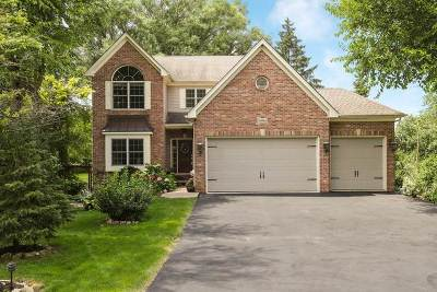Downers Grove Single Family Home Price Change: 5916 Woodward Avenue