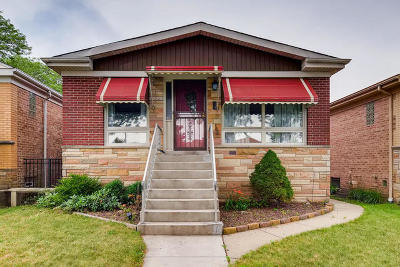 Chicago Single Family Home New: 5506 North Mulligan Avenue