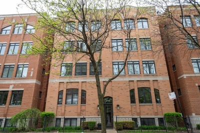 Chicago Condo/Townhouse New: 2712 North Lehmann Court #3S