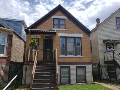 Chicago Multi Family Home New: 2301 South Kolin Avenue
