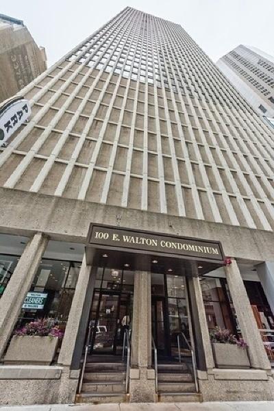 Chicago Condo/Townhouse New: 100 East Walton Street #21D