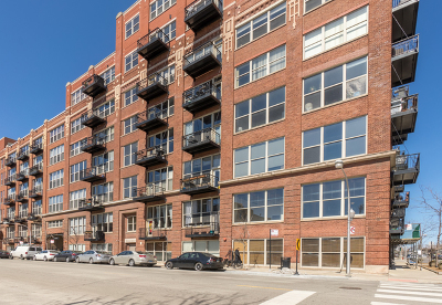 Chicago Condo/Townhouse New: 1500 West Monroe Street #322