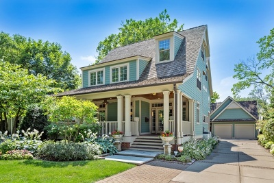 Hinsdale Single Family Home For Sale: 828 South Grant Street