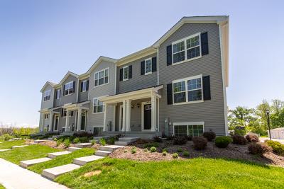 Kane County Condo/Townhouse New: 2450 Aurora Drive