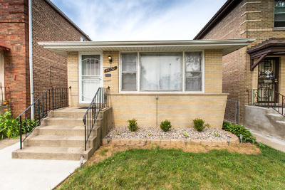 Chicago Single Family Home New: 10130 South Carpenter Street