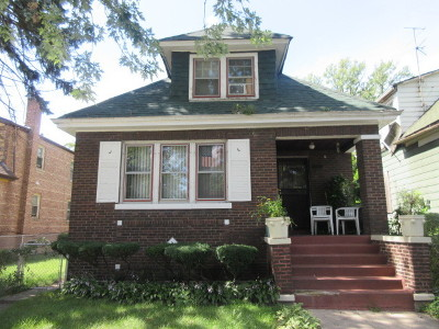 Chicago Single Family Home New: 11946 South La Salle Street