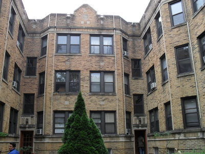 Chicago Multi Family Home New: 7325-31 North Honore Avenue