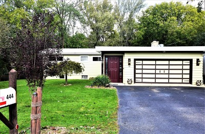 Downers Grove Single Family Home New: 444 38th Street