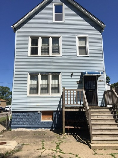 Chicago Multi Family Home New: 6801 South Honore Street