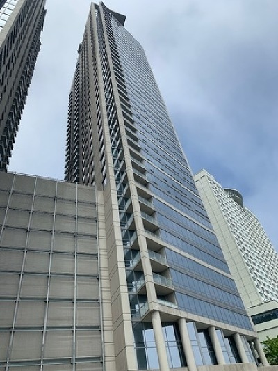 Chicago Condo/Townhouse New: 600 North Lake Shore Drive #4003