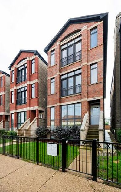 Chicago Condo/Townhouse New: 7151 West Irving Park Road #2