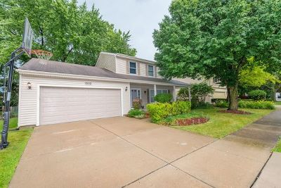 Buffalo Grove Single Family Home New: 1383 Logsdon Lane