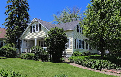 Glenview Single Family Home Price Change: 1936 Dewes Street