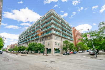 Chicago, Aurora, Elgin, Hammond, Joliet, Kenosha, Michigan City, Naperville Condo/Townhouse New: 910 West Madison Street #802