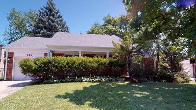 Buffalo Grove Single Family Home New: 680 Indian Spring Lane
