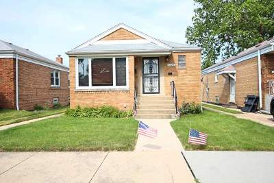 Chicago, Aurora, Elgin, Hammond, Joliet, Kenosha, Michigan City, Naperville Single Family Home New: 5328 South Normandy Avenue