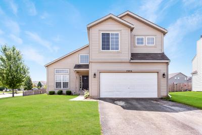 Plainfield Single Family Home New: 7006 Mojave Court