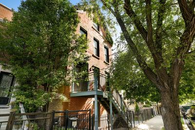 Wicker Park, Bucktown Condo/Townhouse For Sale: 1920 West Dickens Avenue #1R