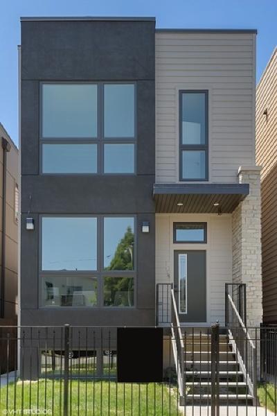 Single Family Home For Sale: 2916 North Washtenaw Avenue