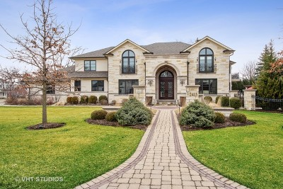 Arlington Heights Single Family Home For Sale: 2415 North Pine Avenue